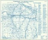 Township 7 N., Range 3 W., Tryton, Columbia River, Dellean Acres, Swedetown, Columbia County 1956